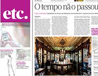 Fotografia publicada no Jornal Notícias