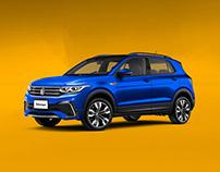 Volkswagen T-Cross facelift 2022