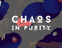 【  Chaos in Purity︱Capsule Collaborative Collection  】