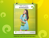 Panorama Shopping Mall - NEW Creative line.