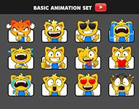 Emoji 2D animation