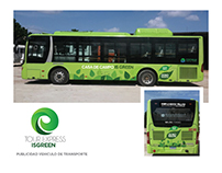 Casa de Campo Linea Grafica Transporte