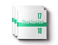 Wired Next Fest 17/18