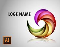 Free 3d company logo design Download