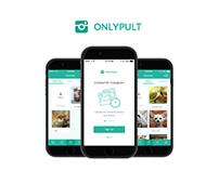 Onlypult Mobile App