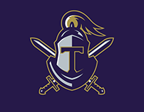 Toyo University Men's Lacrosse Team Logo