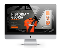 Netshoes - Landing Page River Plate