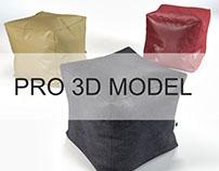 3D model Puf CUB