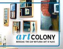 Web Graphics: ArtColony