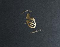 Residencia Santa Fe Branding