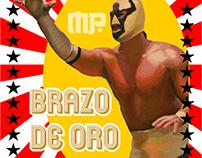 BRAZO DE ORO