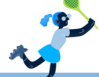 US Open Banner Ad