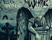 Motionless in White 'Graveyard Shift' Album Art