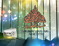 RTB 3 Aidil Fitri Promo Package 2015