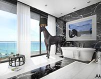 Miami Bathroom