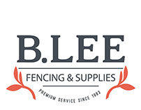 Building a visual reference for B Lee Fencing