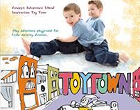 ACADEMIC WORK- KIDS' WEAR ILLUSTRATION