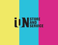 iON Store 2016 #web #iu_ux