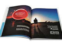 AA2000 Sustentabilidad 2014 - Reporte y campaña visual