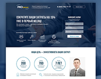 PKO Group landing page