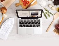Сайт и фотосъемка для микроволновых печей Hotpoint