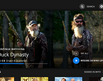 A Unified TV Everywhere Experience: OTT Platforms