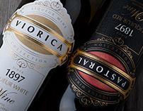 Viorica & Pastoral Liqueur wines
