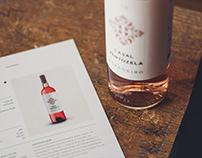 Casal de Ventozela wine