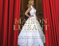Maison Luisant Paper City Houston June 2015