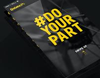 Qhubeka #DoYourPart App