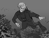 Storyboard - Decompression Sickness