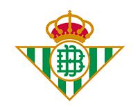 Reestiling escudo Real Betis Balompié
