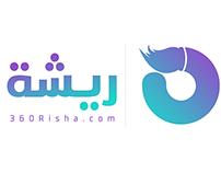 Risha360° Logo !