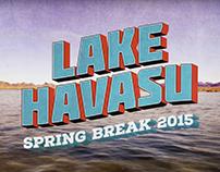 Lake Havasu, AZ - Spring Break Boat Party 2015