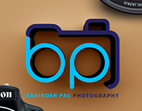 Barinder Pal Photography - Logo Design & Branding