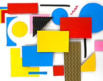 Paper Illustration & Type
