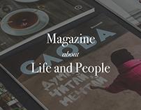 Magazine «Slova»