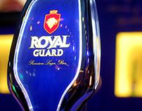 """Evento """"Arte y Sabores"""", Cerveza Royal Guard"""