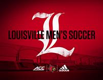 Louisville Men's Soccer 2017-18 Assets