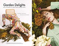 Garden Delights - Elle Arabia May 2021