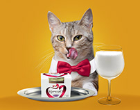 «Murcello» - premium cat food design