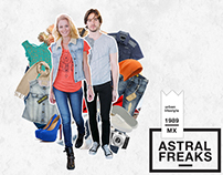 Astral Freaks Graphics
