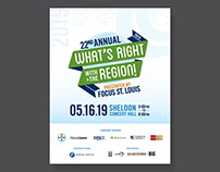 What's Right With the Region Awards Program