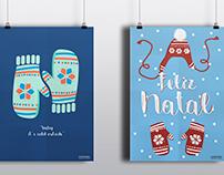 Ilustrações de Natal | Christmas Illustrations
