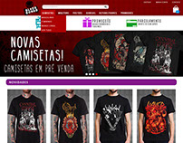 Black Bones Camisetas