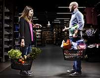 A Love story in a supermarket - Singerfood.com