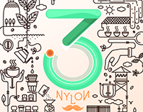 Nylon Coffee Roasters        3rd Anniversay
