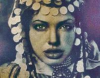 Angelina Jolie Moroccan amazigh version