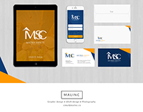 Matrix Safety Consultancy Web & Identity design