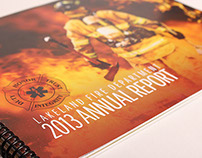 2013 Lakeland Fire Department Annual Report